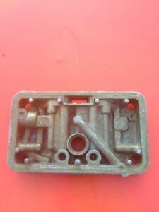 Holley Carburetor Metering Plate 4519 free Shipping 2117