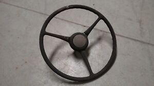 Dodge Plymouth Truck Steering Wheel 36 37 38