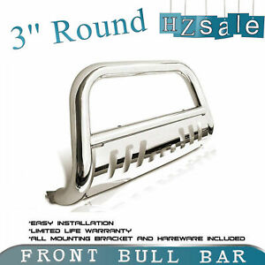 For 2002 2006 Chevy Avalanche 2500 Bull Bar Skid Plate Brush Push Grille Guard