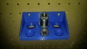 Reloading Dies and Shell Holders Organizer Mount