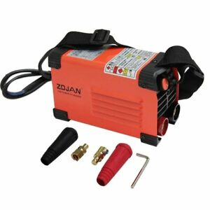 Mma Handheld Mini Electric Welder 220v 20 250a Inverter Arc Welding Machine Tool
