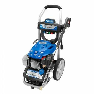 Powerstroke 3100 Psi Gas 2 4 Gpm Subaru Motor Pressure Washer With Electric Star