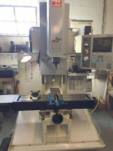 Haas Tm 1 Cnc Vertical Machining Center