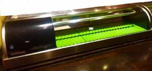 Used 2 Hoshizaki Sushi Display Coolers 4ft 6 Ft Local Pick Up Only