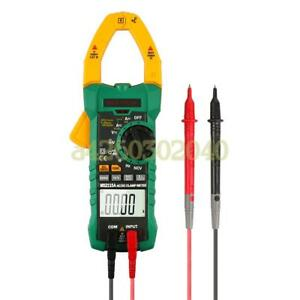 Mastech Ms2115a True Rms Digital Clamp Meter With Ac Inrush And Ncv Measurement