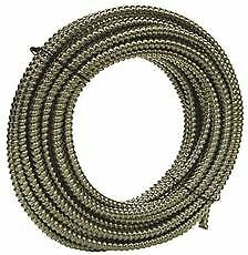 Dataflex Flexible Metal Conduit 3 8 In 100 Ft Coil