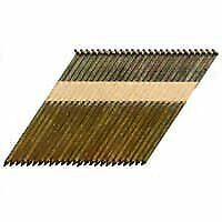 Pro fit 0607195 Stick Collated Framing Nail 0 131 In X 3 1 4 In 31 Deg Steel