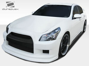 Fit Infiniti G Sedan 4dr G25 G35 G37 07 09 Body Kit Duraflex Gt R