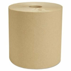 Cascades 1781 North River Hardwound Roll Towels 7 7 8 X 800 Natural pk Of 6