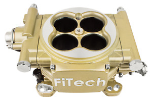 Fitech Fuel Injection Easy Street 30005 600hp Fuel Injection System Free Hat