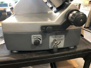 Hobart Model 2912 Meat Slicer 12 Blade Automatic Variable Speed