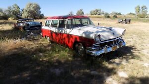 1955 1956 Ford Station Wagon Ranch Wagon 55 56 Ford Left Door Striker