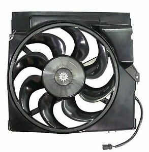 For 1990 1991 Acura Integra Engine Radiator Cooling Fan Assembly