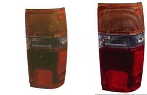 Side pair For 1984 1988 Toyota Pickup Rear Tail Light Assembly Replacement