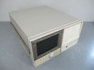 Hp Agilent 70004a Display Mainframe