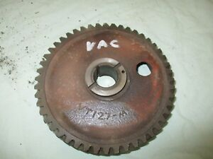 Case Vac Used Camshaft Drive Gear Vt 127 Antique Tractor