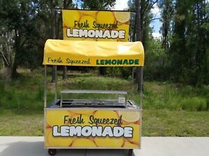 Shaved Ice Cart Lemonade Stand Shaved Ice Trailer Lemonade Cart