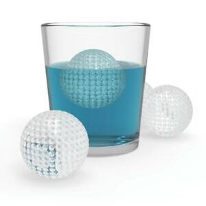 Golf Ball Silicone Ice Mold by TrueZoo 2