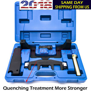 Chain Driven Camshaft Alignment Timing Locking Tools Kit For Mercedes Benz M271
