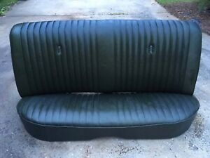 1969 1970 Ford Galaxie 500 Xl Ltd Rear Back Seat Back Rest Only