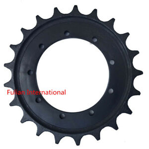 New Mini Excavator Undercarriage Part Sprocket For Ihi Ihi28ux Id 204mm