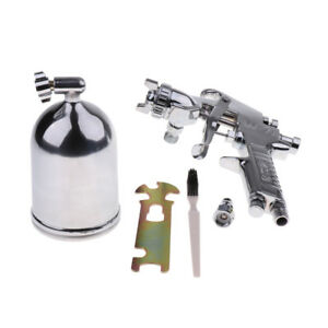 Magideal W71 Auto Air Compressor Spray Gun Painting Tool Nozzle Dia 1 0mm Up