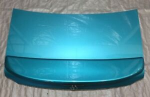 1999 2005 Mazda Miata Trunk Lid W Spoiler Splash Green Nb032