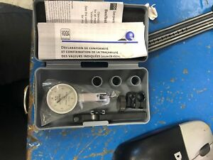 Brown Sharpe Bestest Dial Test Indicator Dial Reading 0 4 0 599 7032 3