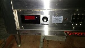 Vulcan Pizza Conveyor Oven Electric