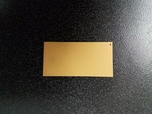 Piezoelectric Element Pmn pt 90 10 Thickness 0 2mm