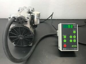Tested Thomas 2688ce44 D Oilless Wob l Piston Compressor Vacuum Pump