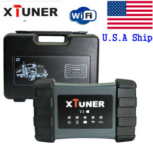 Usa Xtuner T1 Heavy Duty Trucks Auto Intelligent Diagnostic Tool Diesel Scanner
