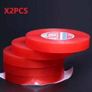 2pcs X 12mm X 50 Meters Tesa Tape 4965 Double Sided Tape V v strong