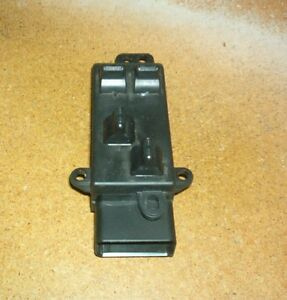 01 03 Caravan Voyager Town Country Driver Master Power Window Switch Oem Used