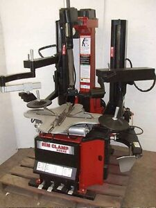 Remanufactured Coats 9024 E Tire Changer With Warranty