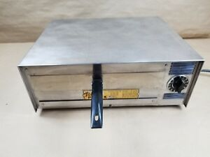Pizza Oven Wisco Electric Oven Good Condition Stainless Model 412 Tony s Pizza