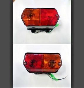 Tail Lights Set For Long Utb Universal Tractor 445 530 550 640 643