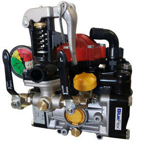 Annovi Reverberi Ar30 gr3 4 gci Diaphragm Pump Includes Regulator And Gearbox