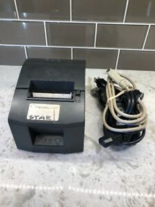 Star Micronics Tsp600 Pos Thermal Printer Power Supply Included