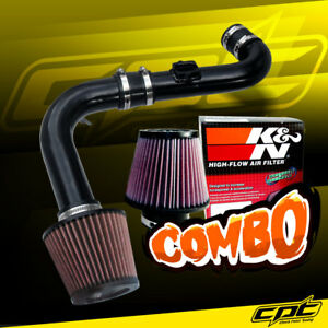 11 15 Chevy Cruze Turbo 1 4l 4cyl Black Cold Air Intake K N Air Filter