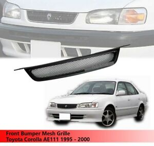Front Bumper Grille Grill For Toyota Corolla Ae111 1995 1996 1997 1998 1999 2000