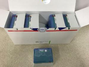 Eppendorf Ept i p s 022491962 Racks 50 1250 Ul 10x96 Tips new Box Of 10