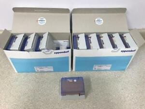 Eppendorf Ept i p s 022491946 Racks 20 300 Ul 10x96 Tips new Lot Of 19