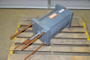 Miller A53b2n Pneumatic Cylinder 12 Bore 6 Ws Stroke 1 3 8 Rod Dia 250psi