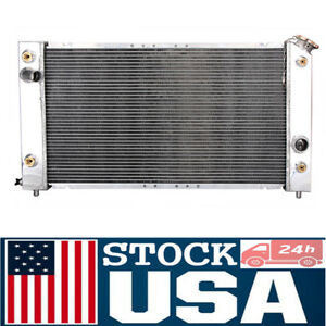 1533 Full Aluminum Radiator For Chevrolet S10 Gmc Jimmy Sonoma 4 3l 94 95 At New