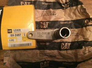 Caterpillar Motor Grader Trans Clutch Pedal Lever 8x 2497 Cat New In Package