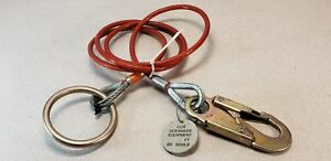 Ccr Oceanside Equipment Ct6hr 26992 413 6 1 4 Steel Anchoring Sling Cable