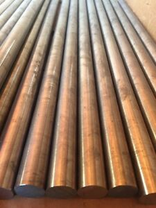 Maraging 250 Steel Round Bar 2 Diameter X 12