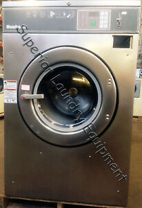 Huebsch Hc20by2 Washer extractor 20lb Coin 120v Reconditioned