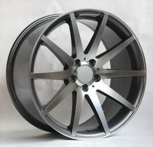 19 Wheels For Mercedes C Class Coupe 250 300 350 400 C63 19x8 5 9 5